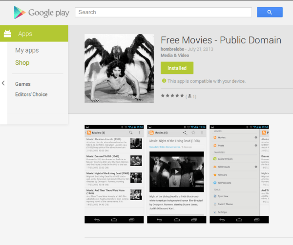 Free Movies for Android