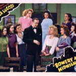 Bowery at Midnight, 1942 movie with Bela Lugosi