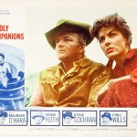 The Deadly Companions, starring Maureen O'Hara and directed by Sam Peckinpah