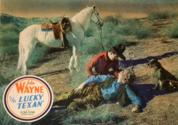 The Lucky Texan (1934), with John Wayne