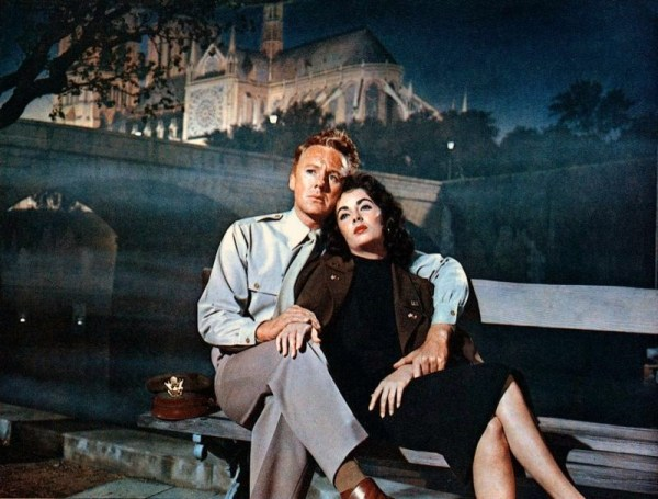 The Last Time I Saw Paris (1954), starring Elizabeth Taylor and Van Johnson