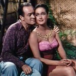 Road To Bali (1952), starring Bing Crosby, Bob Hope, Dorothy Lamour