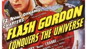 Flash Gordon Conquers the Universe (TV serial), chapter 1: The Purple Death