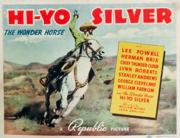 The Lone Ranger (TV serial), chapter 1: Hi-Yo Silver