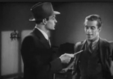 Dick Tracy, 1937 (serial) chapter 1: The Spider Strikes