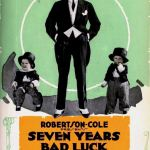 Seven Years Bad Luck, 1921