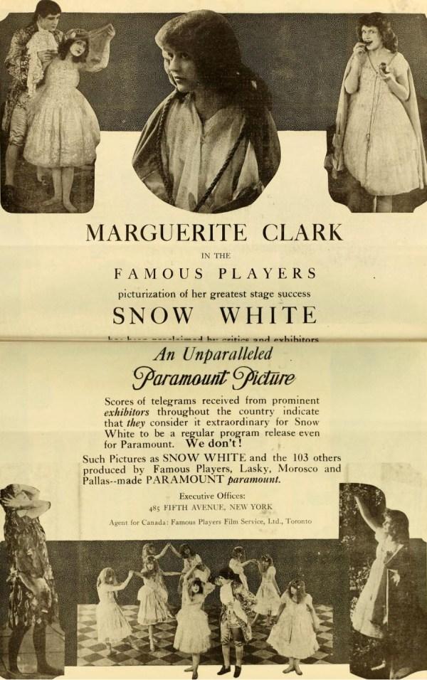 Snow White (1916 film)