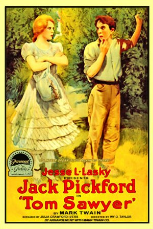 Tom Sawyer, 1917 film starring Jack Pickford