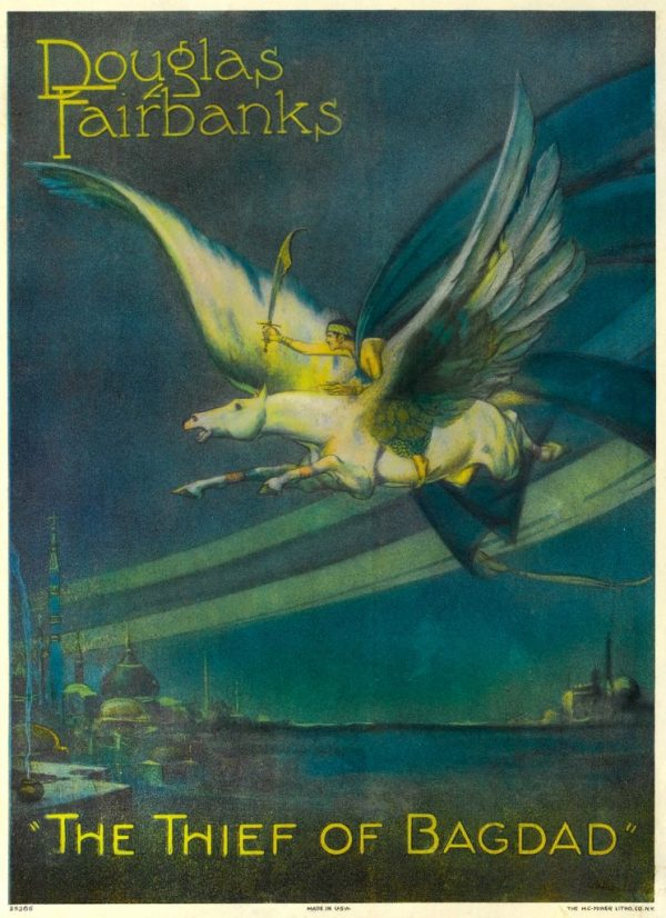The Thief of Bagdad, 1924