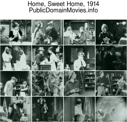Home, Sweet Home, 1914