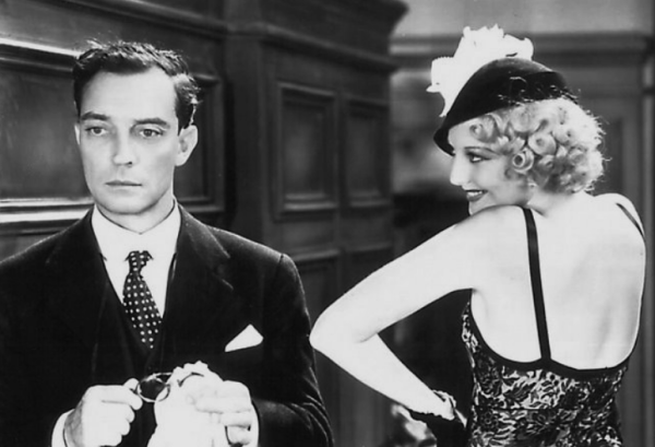 Speak Easily, 1932 starring Buster Keaton