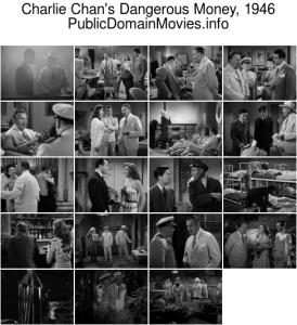 Charlie Chan's Dangerous Money, 1946