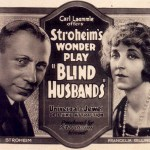 Blind Husbands, 1919