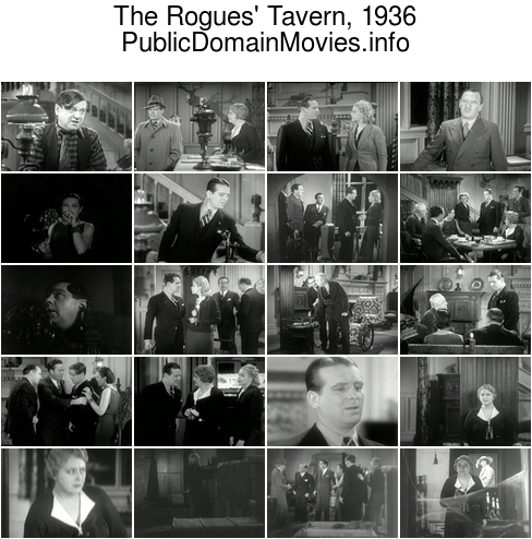 The Rogues' Tavern, 1936