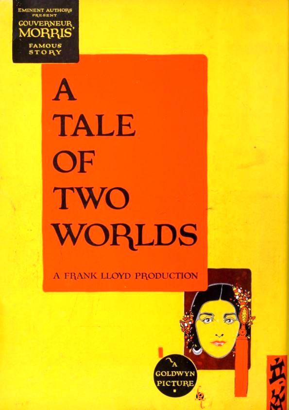 A Tale of Two Worlds, 1921
