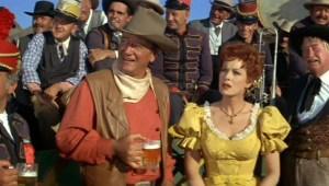 McLintock!, 1963 starring John Wayne and Maureen O'Hara