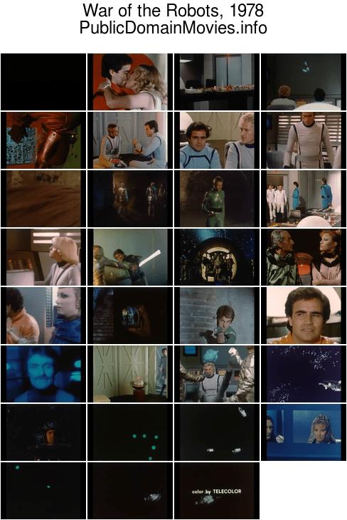 War of the Robots, 1978