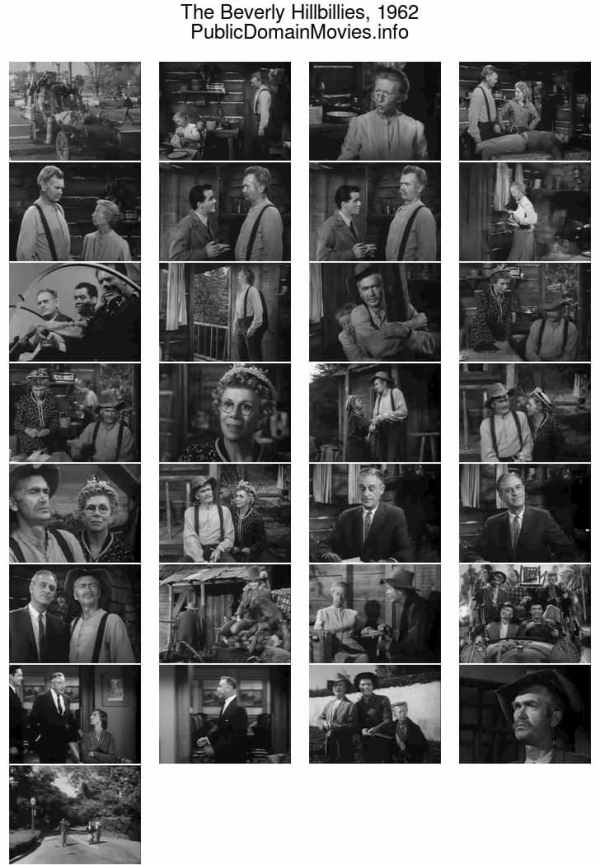 The Beverly Hillbillies, 1962 (serial) Episodes 1-10