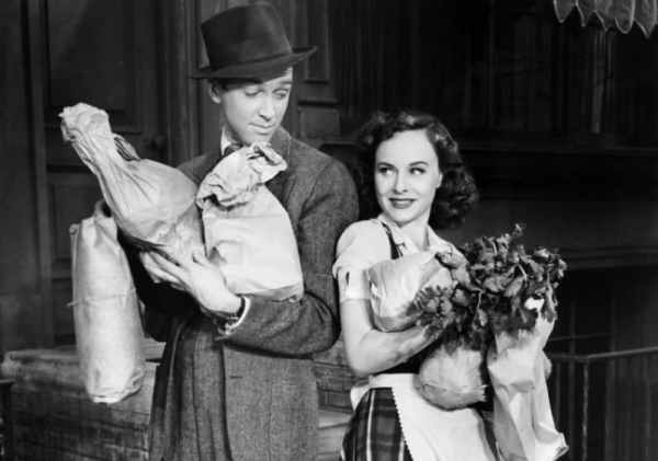 Pot o' Gold, 1941 romantic musical comedy starring James Stewart and Paulette Goddard