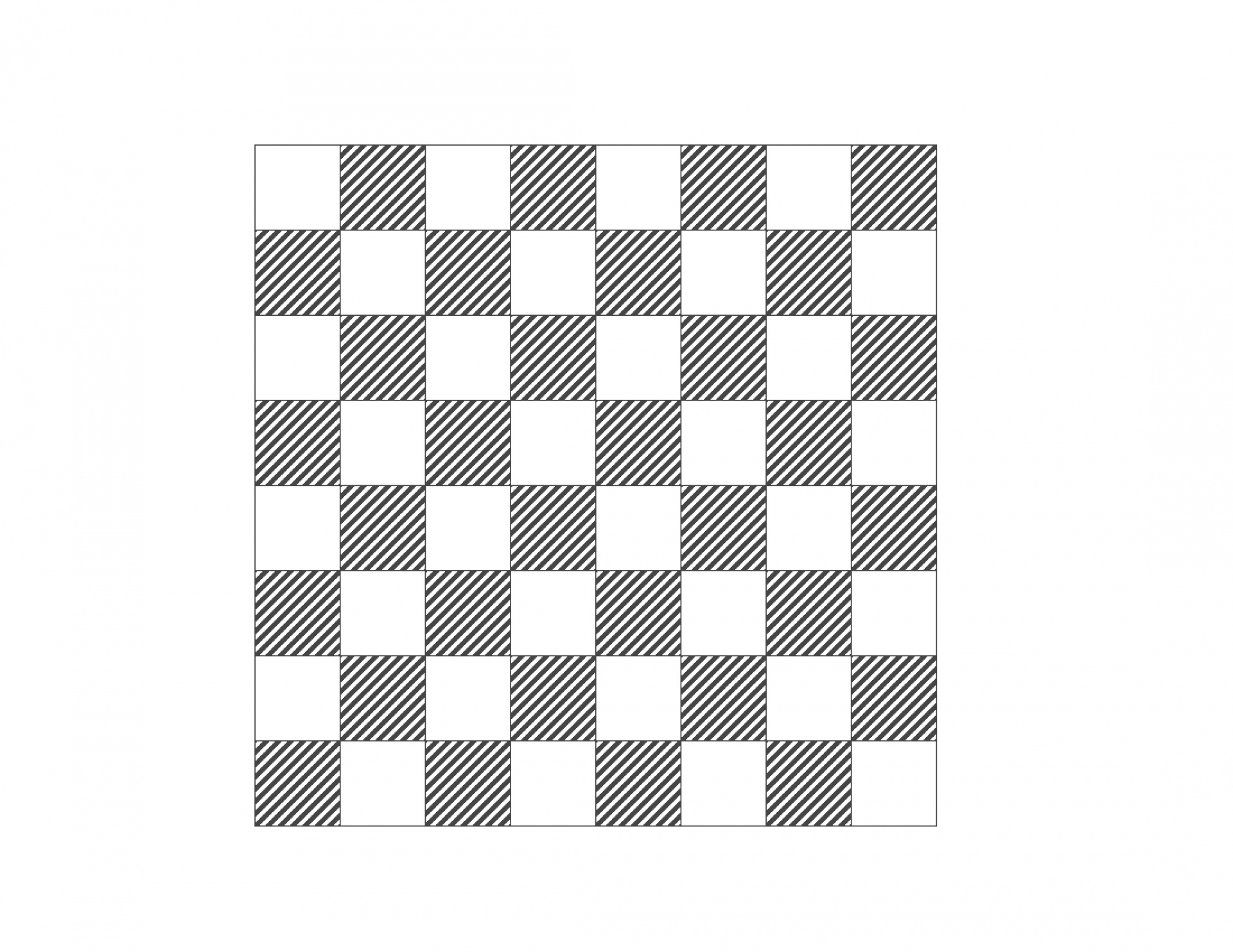 Diagram Chess Board Free Stock Photo