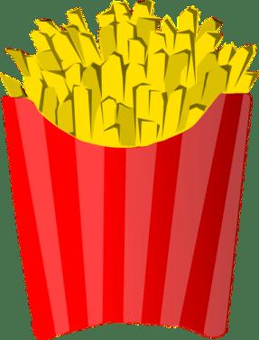 Image result for Pommes Frites PUBLIC DOMAIN