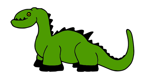 Dinosaur Toy Vector Image Public Domain Vectors