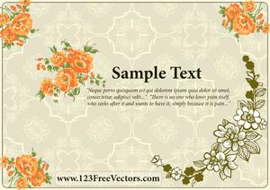 1311 free wedding invitation flourish