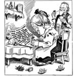 Download Grandma's chir | Public domain vectors