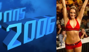 Amber Nichole Miller hasn't been a ring girl for almost 10 years