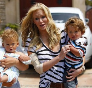 Tito Ortiz's ex - international celebrity Jenna Jameson - is currently fighting for custody of her sons