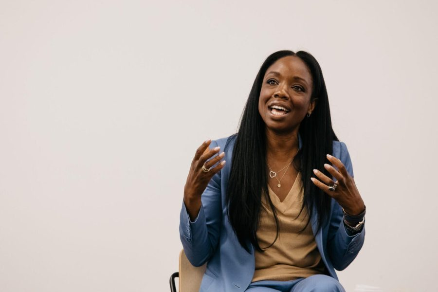 Nadine Burke Harris shares her personal journey to becoming California's first surgeon general