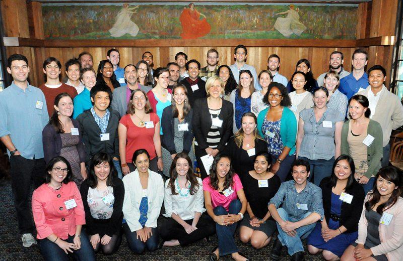 Scholarship Tea 2012