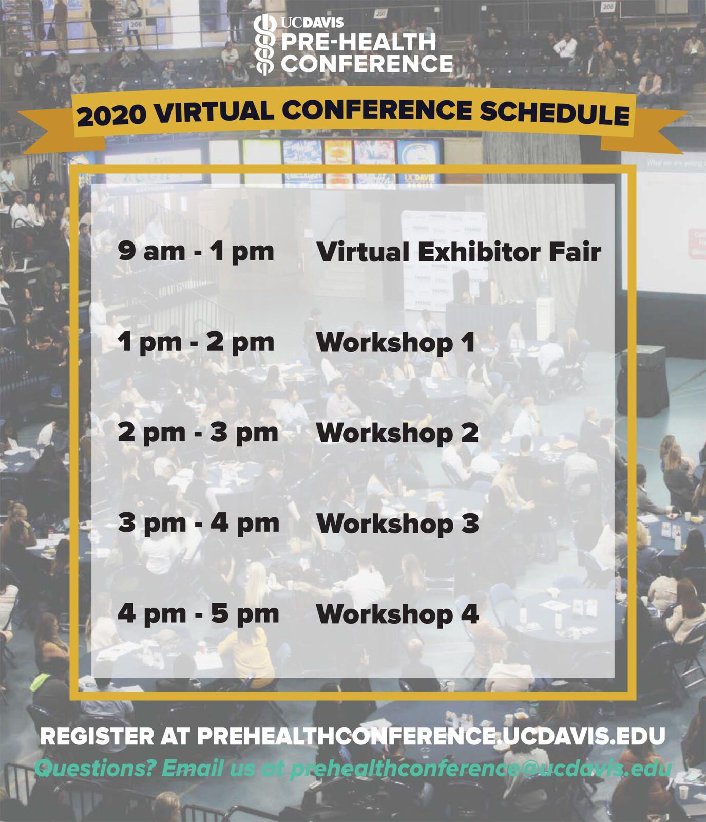 UC Davis Pre-Health Conference
