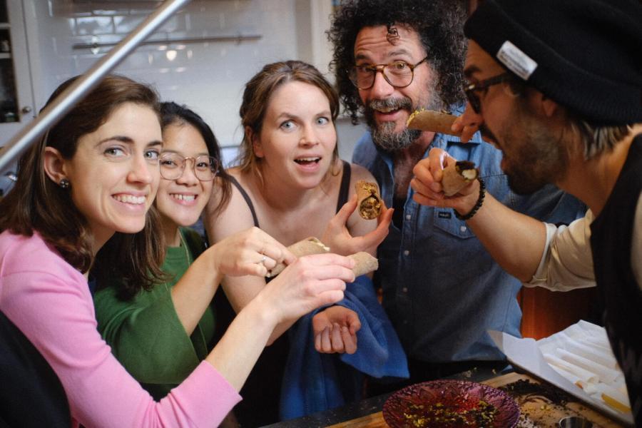 Berkeley Public Health Alumna Creates Healthy Recipes the Whole Family Can Enjoy