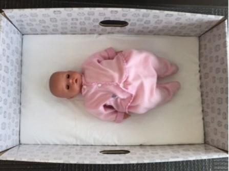 baby bed box