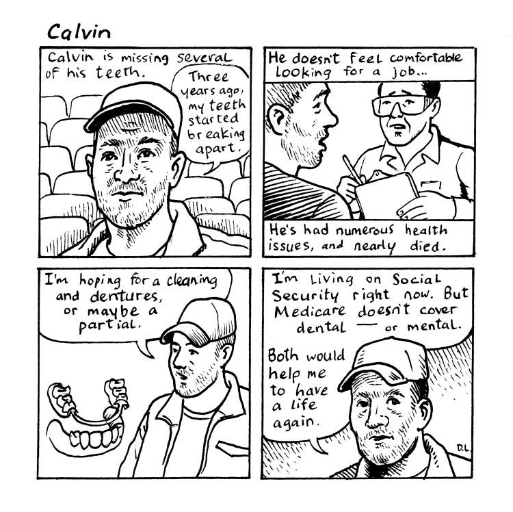 David Lasky Calvin