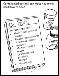 8 Certain medications