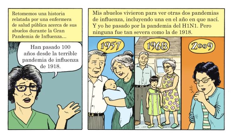 Pandemic Layout 10A en Espanol