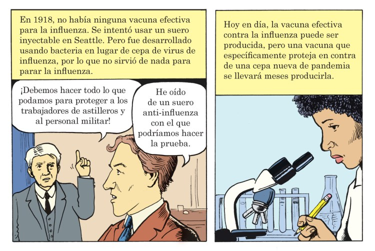 Pandemic Layout 11A en Espanol
