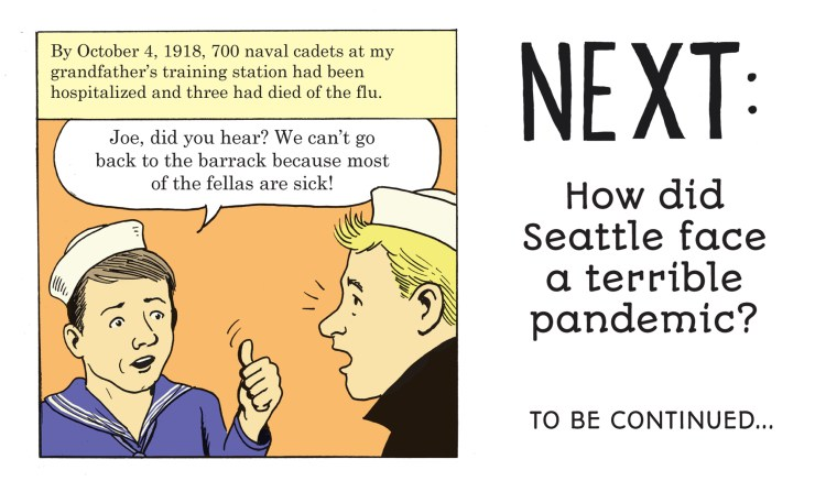Pandemic panel 3