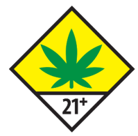 21+ marijuana