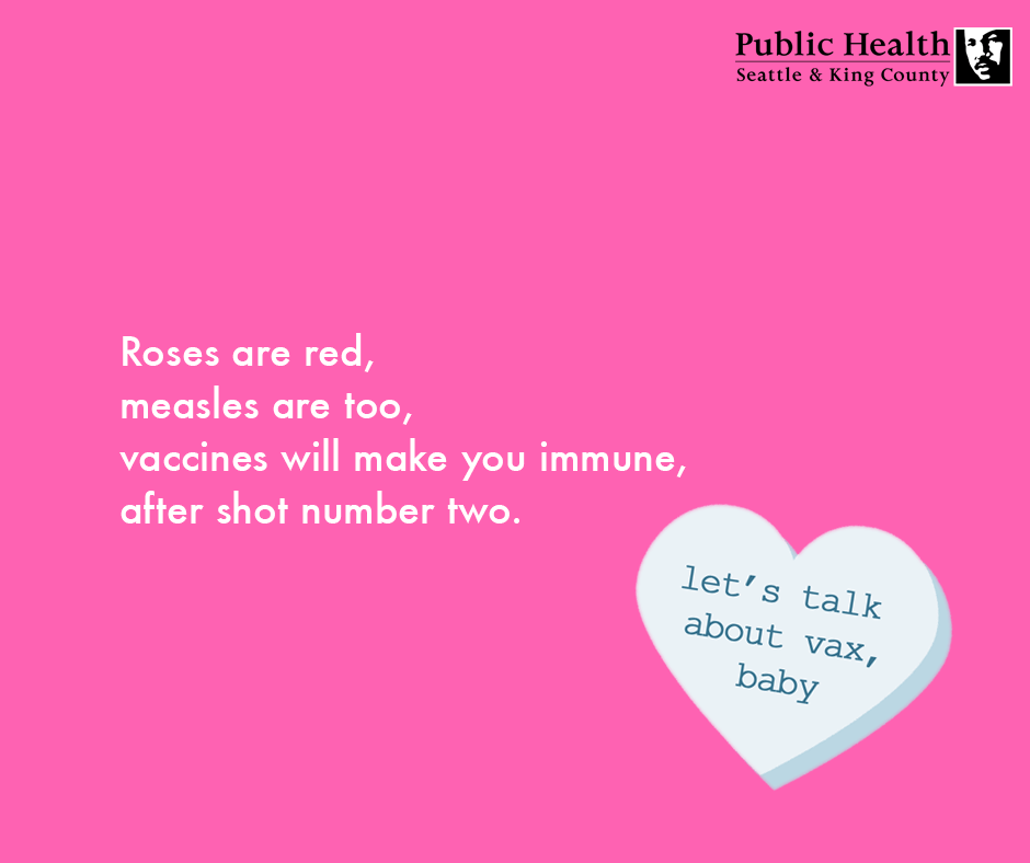 All you need is love (and a little public health)