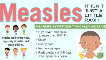 Fourth recent King County measles case confirmed this month