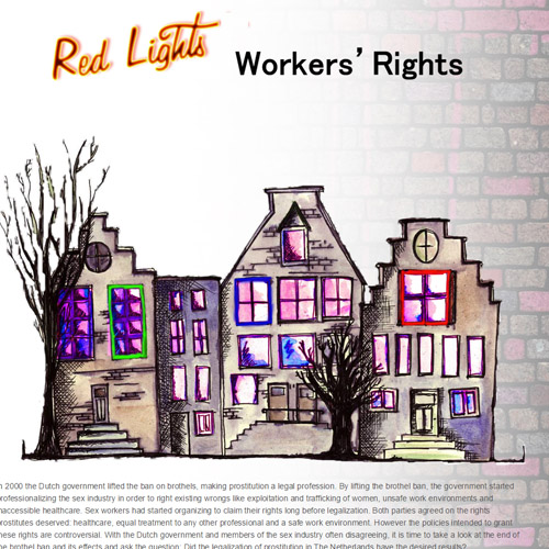 Red lights workers' rights