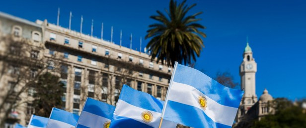 Argentina Independence Day.