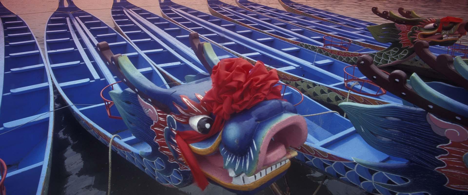 Dragon Boat Festival And