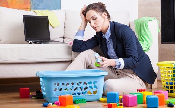 Se por acaso você tem filhos não esqueça de juntar os brinquedos