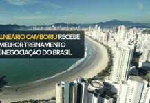 Balneário Camboriú recebe o melhor treinamento de negociação do Brasil