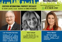 O CRECI-PE sediará a próxima turma de Certificação Internacional para Corretores de Imóveis