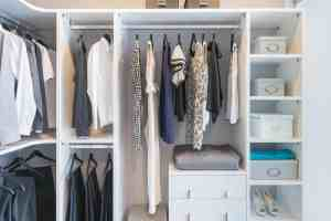 Dicas para você escolher o guarda-roupa ideal